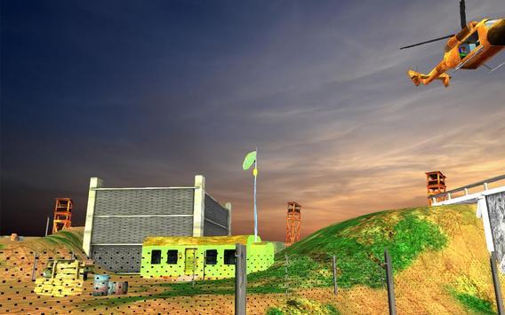 Anti Terrorist Heli Sniper Shooter Elite Assassin screenshot 14