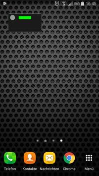 Blynk Homescreen Button One poster