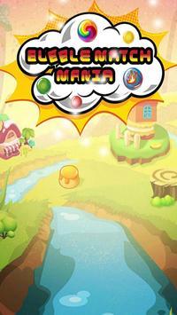 Bubble Match Mania poster