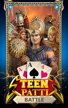 Card Royale: Teen Patti Battle poster