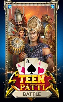 Card Royale: Teen Patti Battle poster