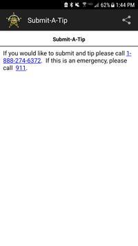 Florence County Sheriff SC apk screenshot
