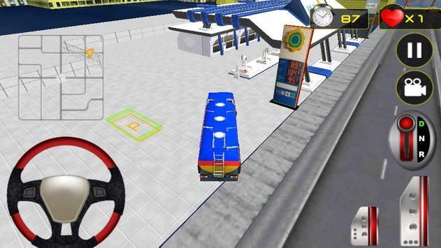 Oil Truck Transporter apk screenshot