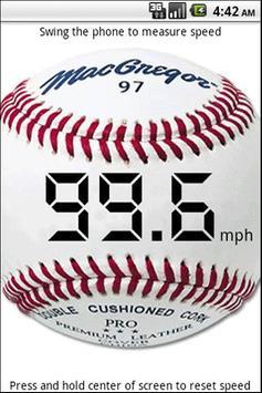 Baseball Speed apk screenshot