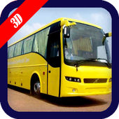 City Bus Parking icon