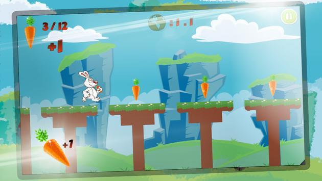 Super Bunny RUN 1 poster