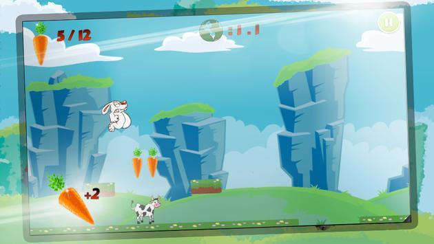 Super Bunny RUN 1 screenshot 1