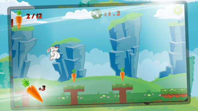 Super Bunny RUN 1 screenshot 2