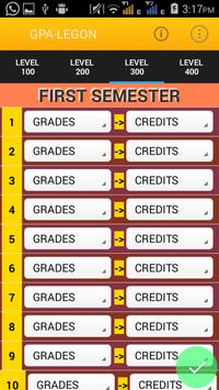 GPA-LEGON apk screenshot