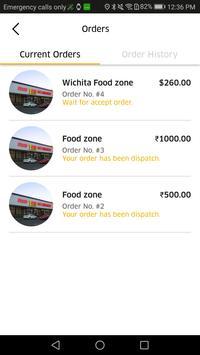 Odaz Food Delivery apk screenshot