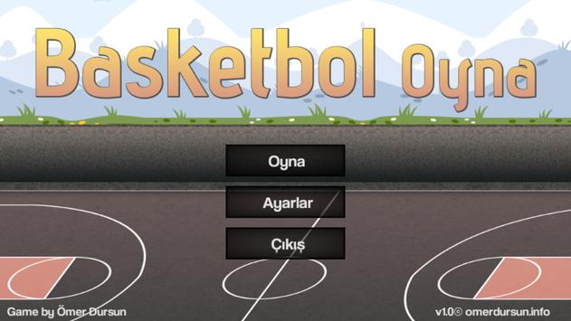 Play Basketball poster