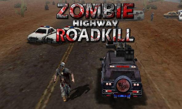 Zombie Highway Roadkill screenshot 1