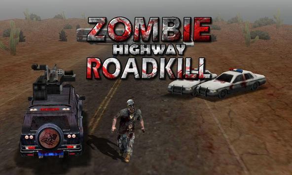 Zombie Highway Roadkill screenshot 2