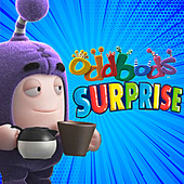 oddbods game surprise icon