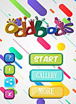 oddbods game surprise poster