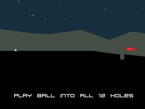Night Golfing poster