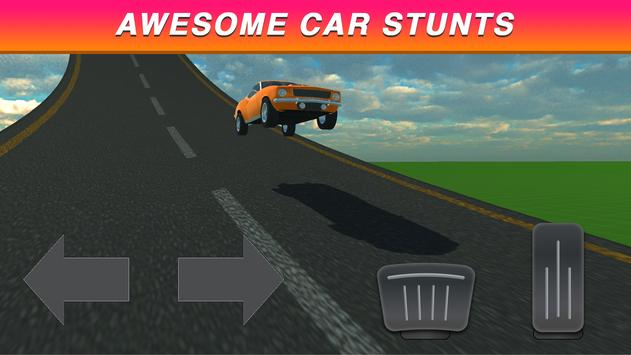 Stunt Car Racing Game poster