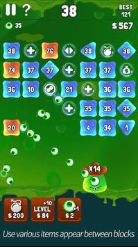 Jelly Jelly Block - BrickBreaking apk screenshot