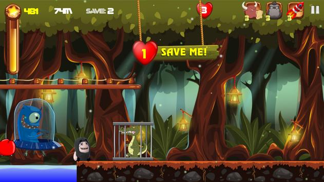 Oddbods Run apk screenshot