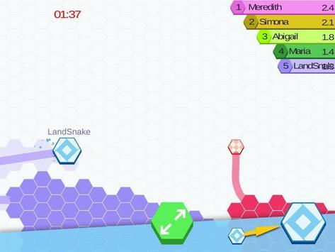 Land-Snake.IO apk screenshot