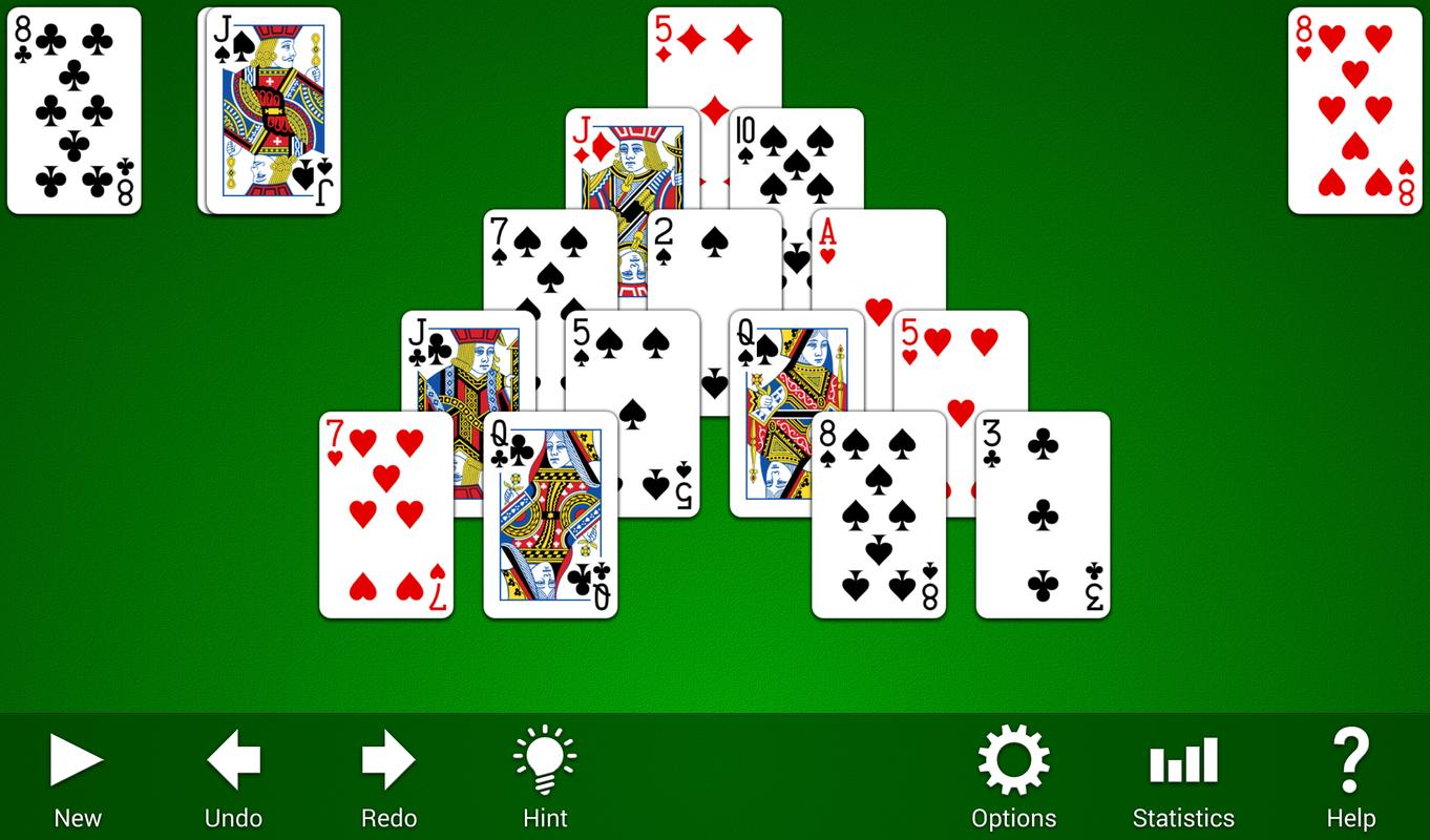 Solitaire Pyramide
