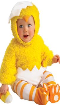 Tile Puzzle Cute Baby Costumes apk screenshot