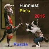 Tile Puzzle _ Funny Pictures icon