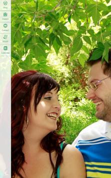 Odette & Christ's Wedding Blog screenshot 1