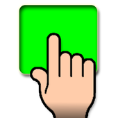 Tap The Green icon
