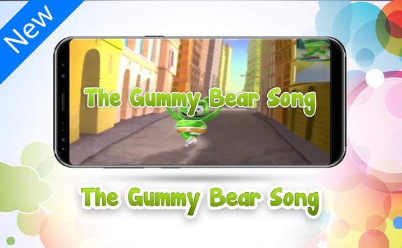 Gummy Gummy Bear Song poster