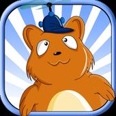 Mega Teddy Bear Vs Grumpy Bees icon