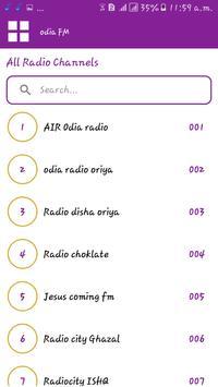 Odia FM screenshot 4