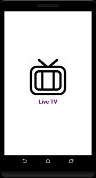 Live TV poster