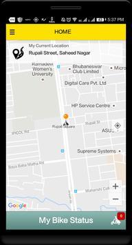 Take Me Business App apk screenshot