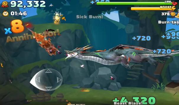 Tips for Hungry Dragon World Evo free screenshot 1