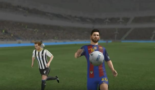 Tricks Dream of League Soccer 18 Unlimited poster