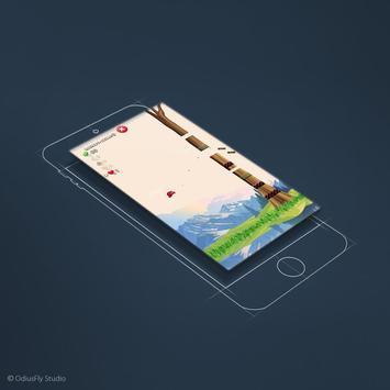 Flappy Wings screenshot 2