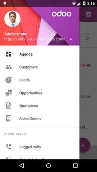 Odoo CRM (BETA) screenshot 8