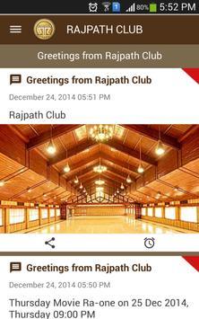 Rajpath Club (Pre-Release) apk screenshot
