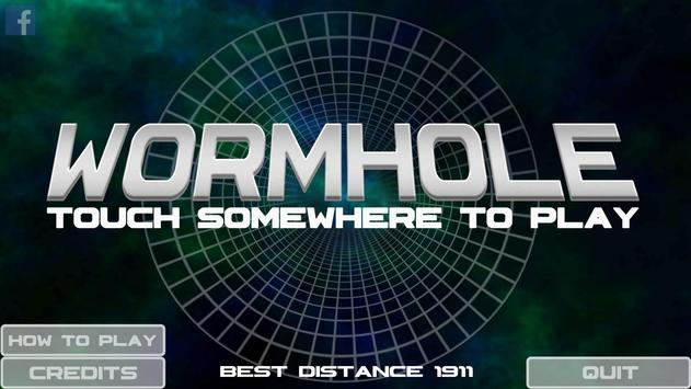 Wormhole poster