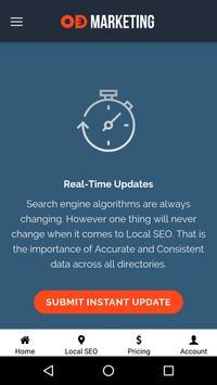 OD Marketing: Local SEO & Social Media Management screenshot 2
