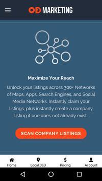 OD Marketing: Local SEO & Social Media Management screenshot 7