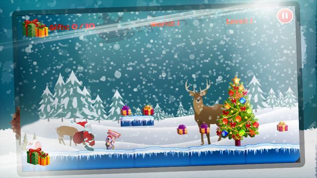 Super Christmas RUN apk screenshot