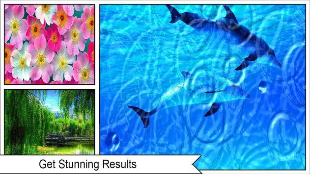 Cute Nature Live Wallpaper apk screenshot