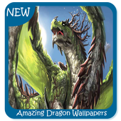 Amazing Dragon Wallpapers icon