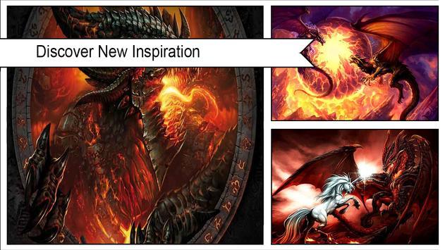 Amazing Dragon Wallpapers apk screenshot