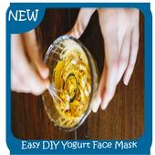 Easy DIY Yogurt Face Mask icon