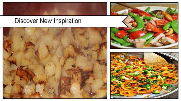 Simple Stir Fried Potatoes Tutorial screenshot 1