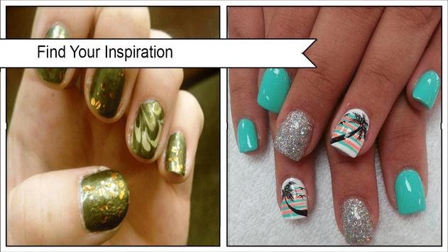 Simple Summer Nail Art Ideas screenshot 4