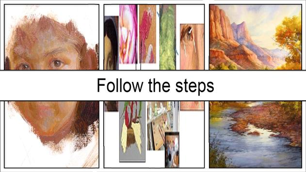 Painting Techniques Step By Step screenshot 4